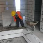 Konstrukcje murowe, dla firmy STRABAG
