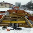 Realizacja domków jednorodzinnych dla firmy UNIBEP przy ul. Roentgena w Warszawie
